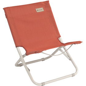Outwell Sauntons Chair, warm red